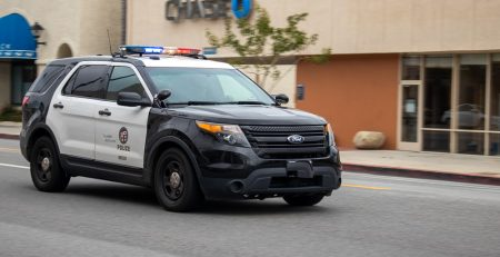 Man Crashes Car Into Two Vehicles