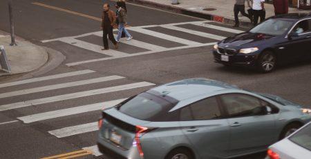 Pedestrian Crash at Villaret Blvd
