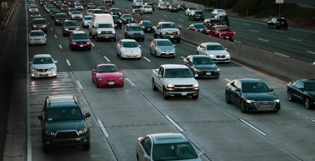 San Antonio, TX - Seven Car Pile-Up on Hwy 281