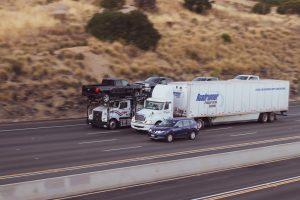 San Antonio TX - Semi-Truck Cab Torn Up in Severe Truck Crash on I-37