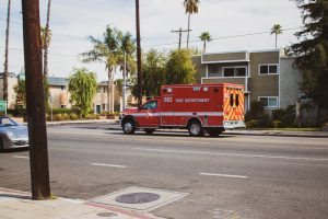 San Antonio TX - Woman Injured in Car Crash on I-10