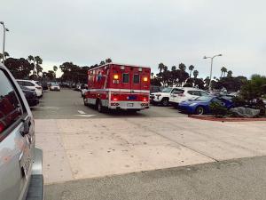 Corpus Christi TX - Two People Injured in Head-on Crash on Shoreline
