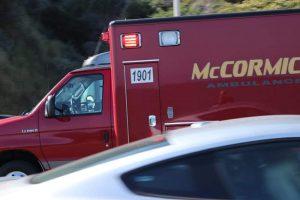 Corpus Christi TX - Two-Car Crash with Injuries on Lipes Blvd