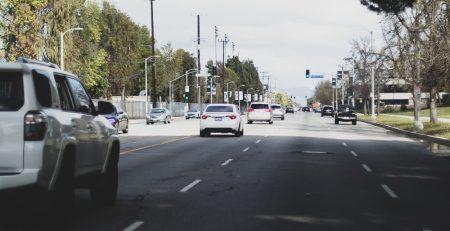 Corpus Christi TX - Two-Car Crash Injures One on Yorktown Blvd