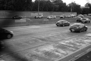 Corpus Christi TX - Three-Car Crash Injures One on Laredo St