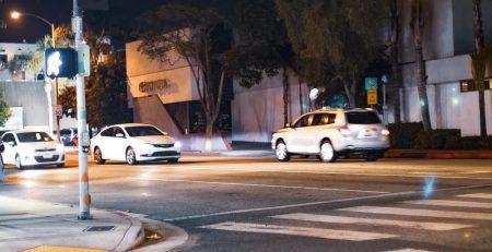 San Antonio, TX - Car Strikes Pedestrian on Nacogdoches Rd