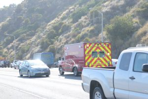 Corpus Christi, TX - Two-Car Crash Injures One Person on FM2444