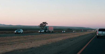 Corpus Christi, TX - 4-Car Crash Injures One Person on SH-358