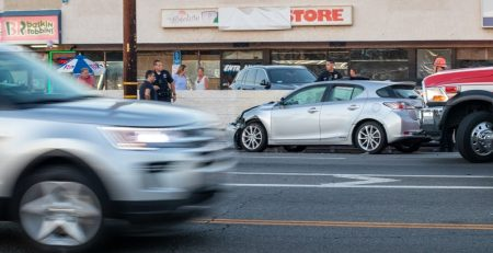 Corpus Christi, TX - Multi-Vehicle Injury Accident on S. Padre Island Dr