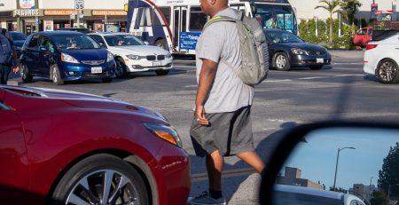 3.25 San Antonio, TX - Pedestrian Seriously Injured in Crash on S. Flores St
