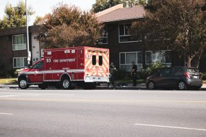 San Antonio, TX - 2-Car Crash Injures One Person at Evans & Canyon Golf Rd