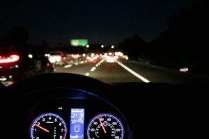 San Antonio, TX - Auto Crash Causes Injuries on I-10 WB at Huebner