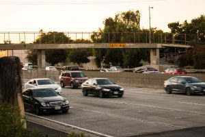 San Antonio, TX - Car Accident with Injuries on I-10, Katy Fwy at Farm to Market 1516
