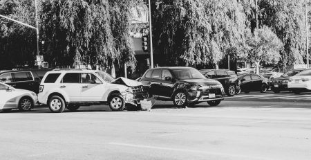 Corpus Christi, TX - Two-Car Crash Results in Injuries on Misty Meadow Rd near Cricket Hollow Dr