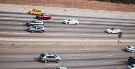 Corpus Christi, TX - Two-Car Crash on Holly Rd near Carroll Lane