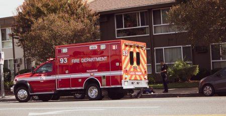 San Antonio, TX - Serious Vehicle Crash on 281 near Basse Road